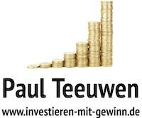 Investieren mit Gewinn Logo